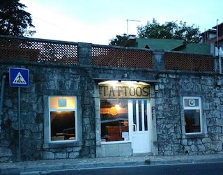 Blood Oath Tattoos Sintra - loja de tatuagens