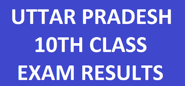 Uttar Pradesh 10th Exam Results