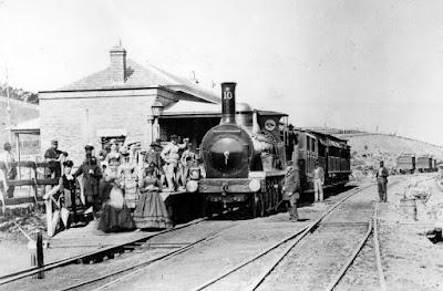 Fotografías de Australia en el siglo XIX