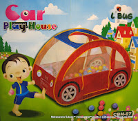 Play House Junior L'abeille CBH-13 Car + 100 Bola