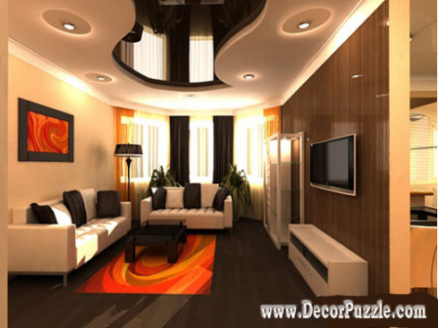 stretch ceiling, stretch ceilings, pvc ceiling, black stretch ceiling for living room