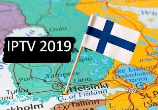IPTV Finland Channels List 2019