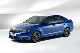 Wow, Skoda Octavia vRS Challenge adds more kit and chassis tech, Cek Now!