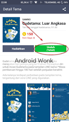 Download Line Apk MOD Premium