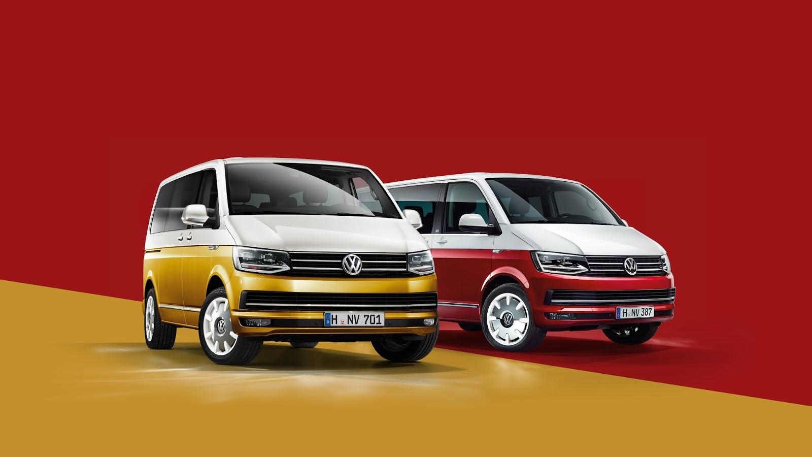 70 Jahre VW Bulli | Multivan Generation Six - Atomlabor Blog Nutzfahrzeug Tipp von Volkswagen