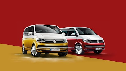70 Jahre Bulli | Herzlichen Glückwunsch zum Jubiläum Volkswagen Nutzfahrzeuge