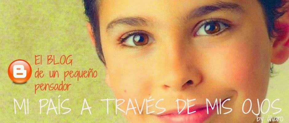 Mi País a través de mis ojos, por Álvaro Cabo