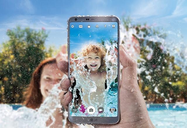 lg g6 mejor smartphone empresa