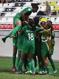 Amaju Pinnick, NFF, Super Falcons, Nigeria Football, Alonge Akinlolu