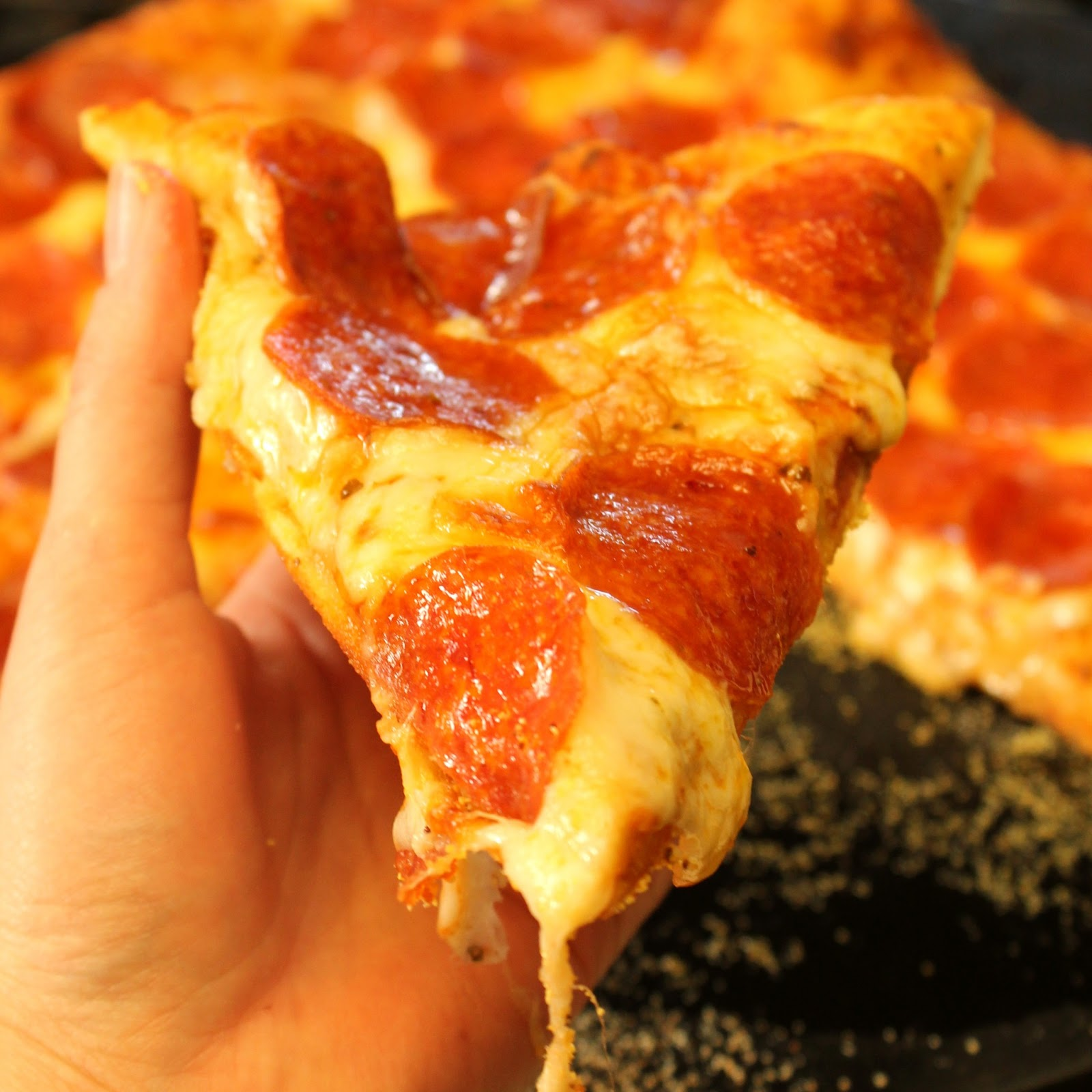 Refrigerator Pizza Dough