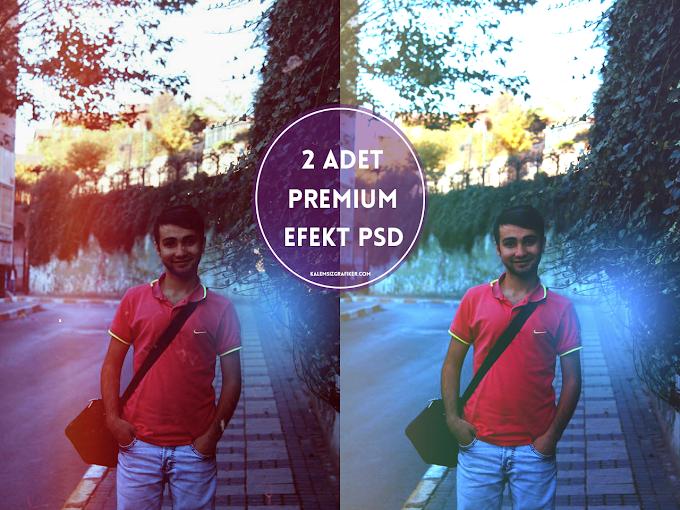 2 Adet Premium Efekt