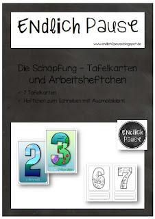 https://www.teacherspayteachers.com/Product/Tafelkarten-und-Heftchen-Schoepfung-3686664