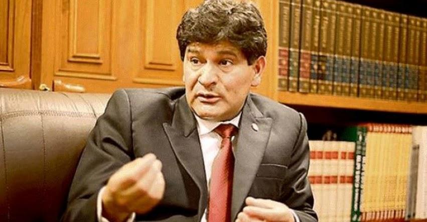 Se inició juicio por difamación contra rector de la UNSA - Arequipa, Rohel Sánchez