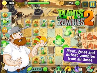 Plants vs Zombies 2 apk + obb