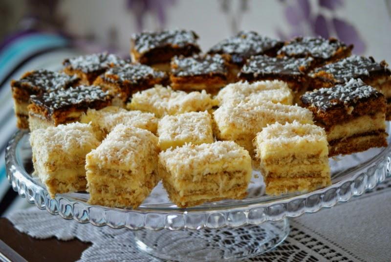 kokos,rafaello,ciasto bez pieczenia,budyń,krakersy,pysznie i łatwo, szybko,