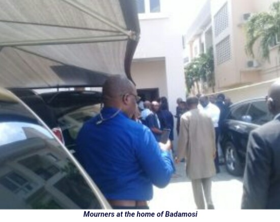 Tears As Chairman of Credit Switch, Badamosi, 'Murdered By His Own Cook' In Lagos