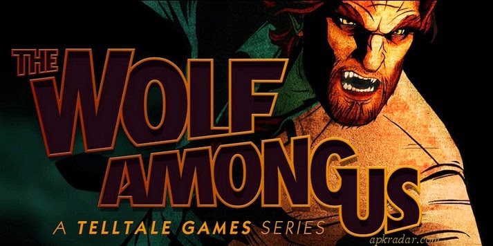 The Wolf Among Us 1.20 APK
