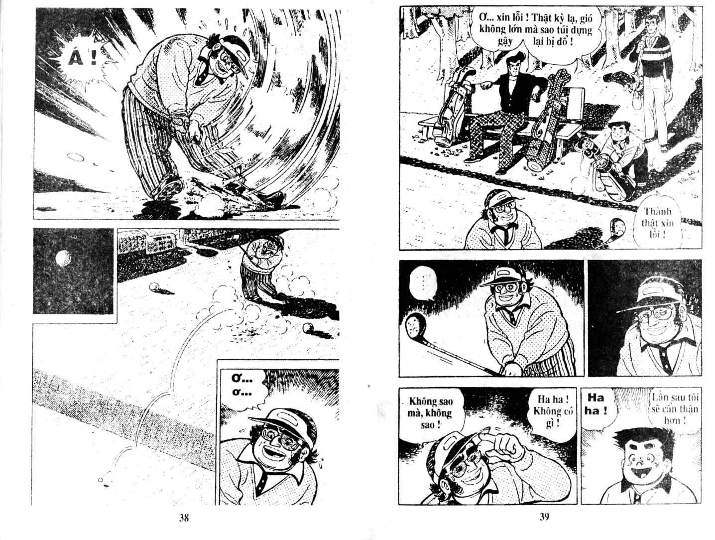 Ashita Tenki ni Naare chapter 14 trang 18