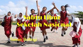 Sabtu Libur Sekolah Nasional