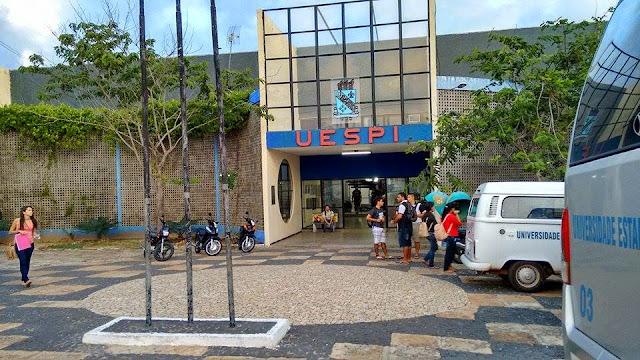 Resultado de imagem para UESPI Parnaíba
