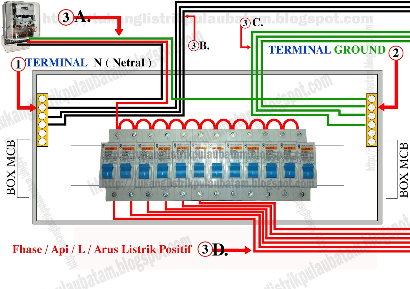 Tukang listrik batam instalasi asfbconference2016 Choice Image