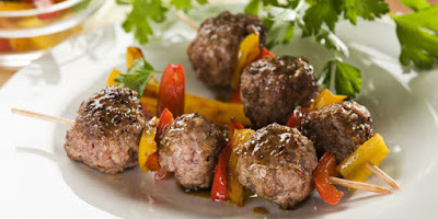 Grilled Meatballs Indonesian Culinary Food Business Opportunities