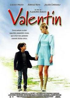 El sueño de valentín (2003) Comedia de Alejandro Agresti