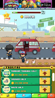 Download Game Juragan Terminal Apk