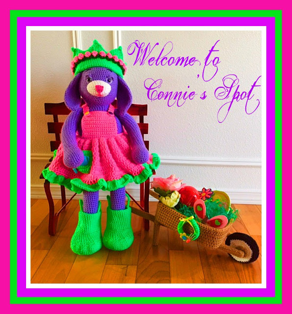 Shop Connie's Spot© & Connie Hughes Designs© Patterns & Finished Products on Etsy!!