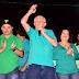 Velório de Targino Pereira (MDB), ocorre no Ginásio de Esportes de Nova Cruz