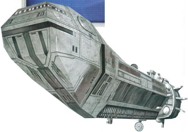 Lancer-class Frigate