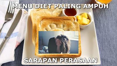 10 Meme 'Diet' Ini Bikin Ngakak, Nyindir Abis Pelaku Diet Abal-abal