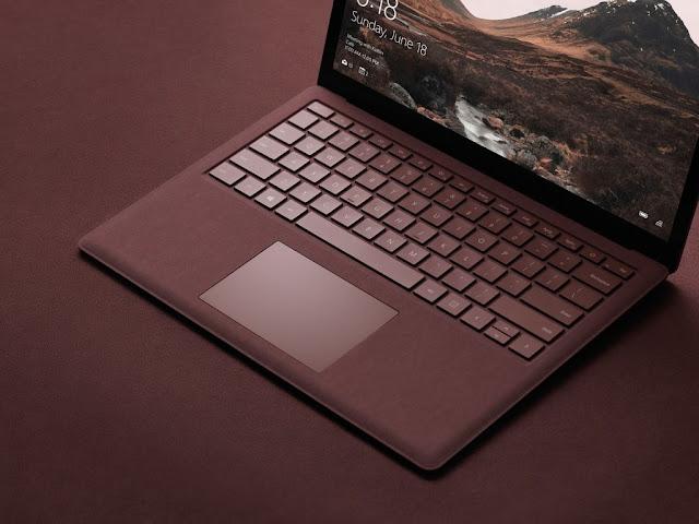 Microsoft giới thiệu Surface Laptop tại #MicrosoftEDU