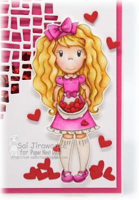 PND Avery with Hearts