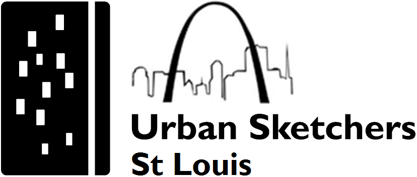 Urban Sketchers St Louis