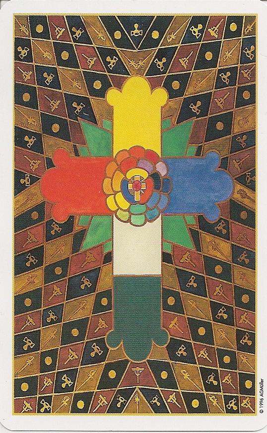 Thoth Fortune Tarot Card Tutorial: Eno's Tarots: Thoth Tarot