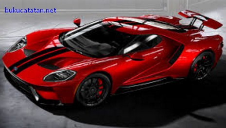 Pada Tahun 2017 Ford GT Cuma Diproduksi 250 Unit Per-Tahun