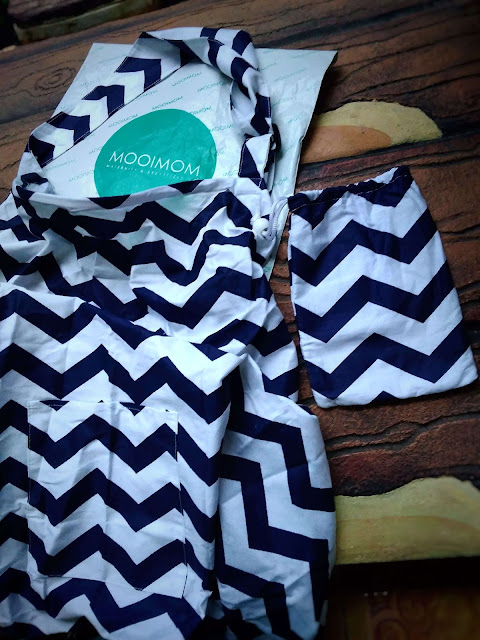 Review Mooimom Nursing Cover