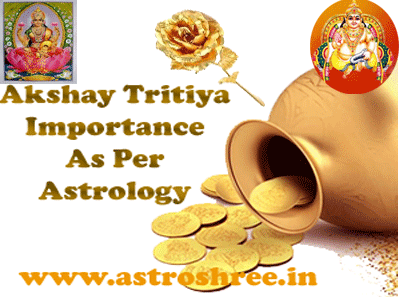akshay tritiya significance as per astrology