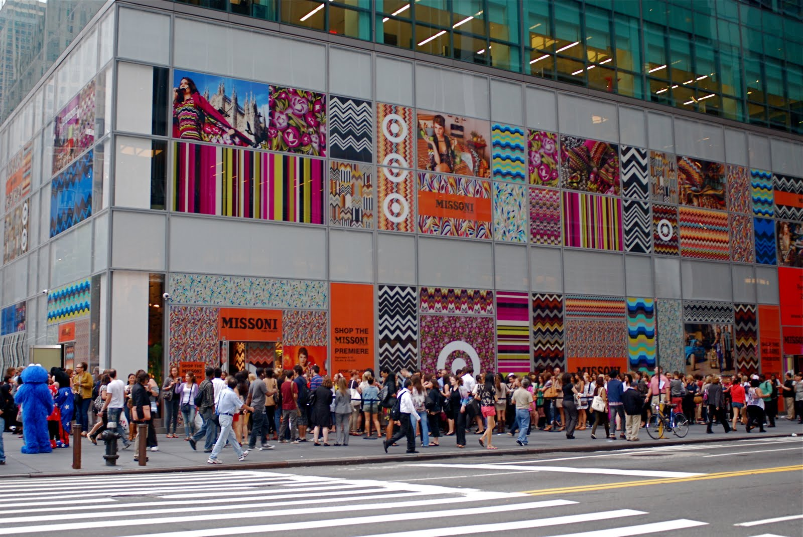 Clothing stores near bryant park