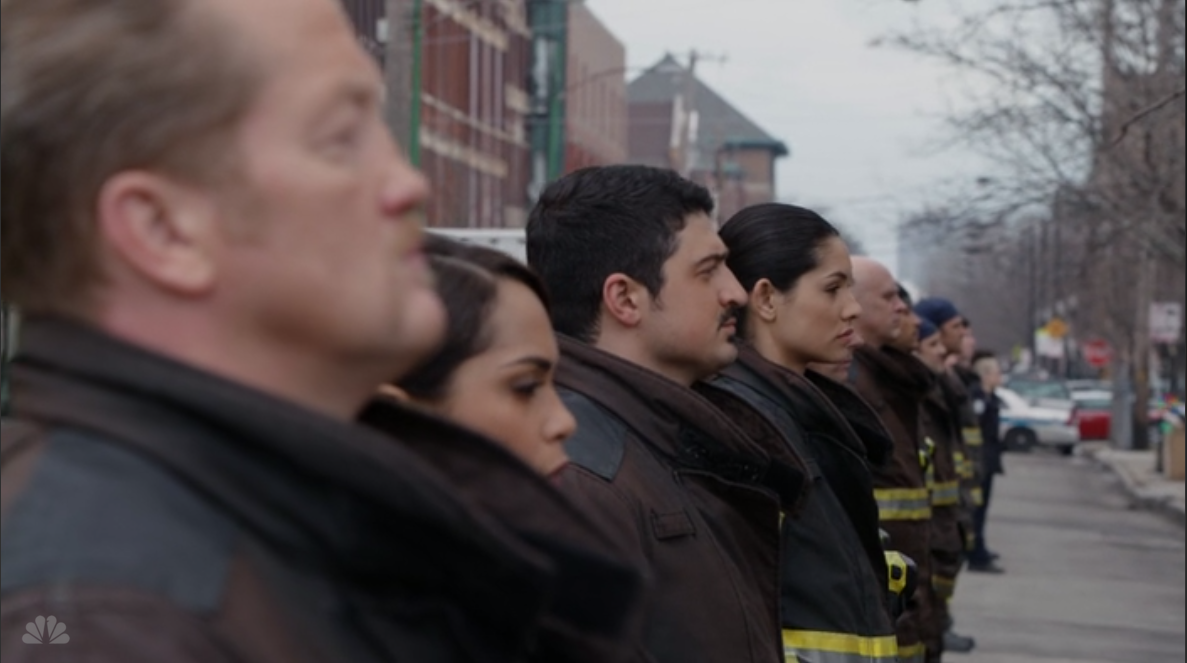 Chicago Fire - I Will Be Walking - Review