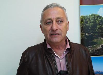 """Αλέκος Πάσχος: «Να κερδίσει η Θεσπρωτία όσον το δυνατόν μεγαλύτερο μερίδιο από την τουριστική """"πίτα"""" του 2019»"""
