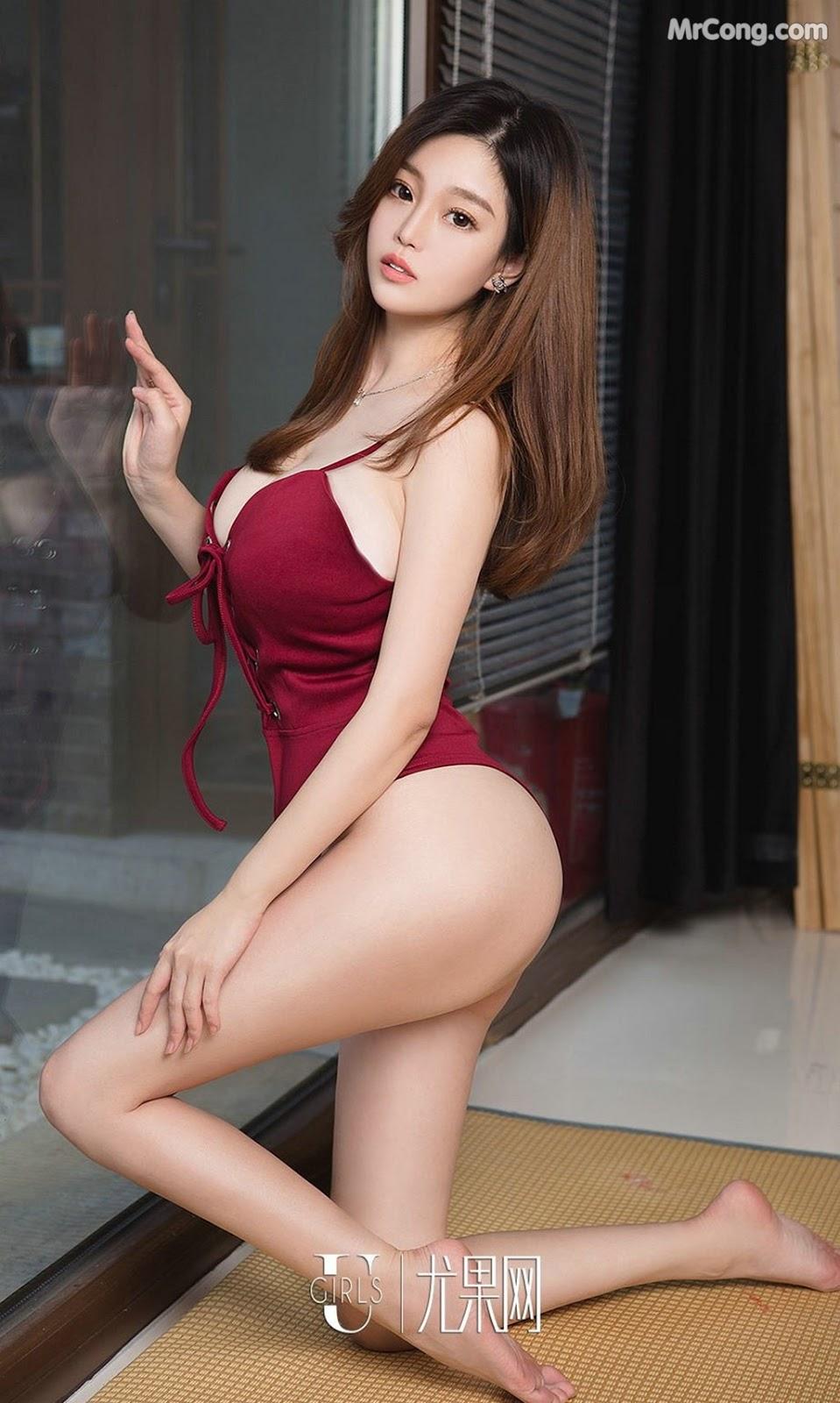 Image UGIRLS-Ai-You-Wu-App-No.1286-Meng-Shi-Duo-MrCong.com-008 in post UGIRLS – Ai You Wu App No.1286: Người mẫu Meng Shi Duo (孟十朵) (35 ảnh)