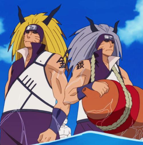 Naruto Karakter - Kumpulan Foto kinkaku dan Fakta Kinkaku