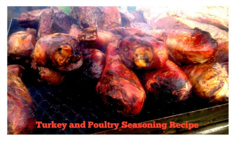 Turkey Rub Recipe