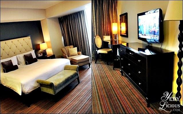 Bedroom / Oakwood Manila