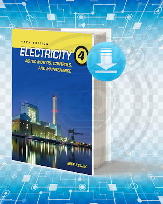 Free Book Electricity AC and DC Motors Controls and Maintenance pdf.