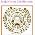 Punjab Board 12th Blueprint for all Subjects | PSEB 12th Question Paper Pattern