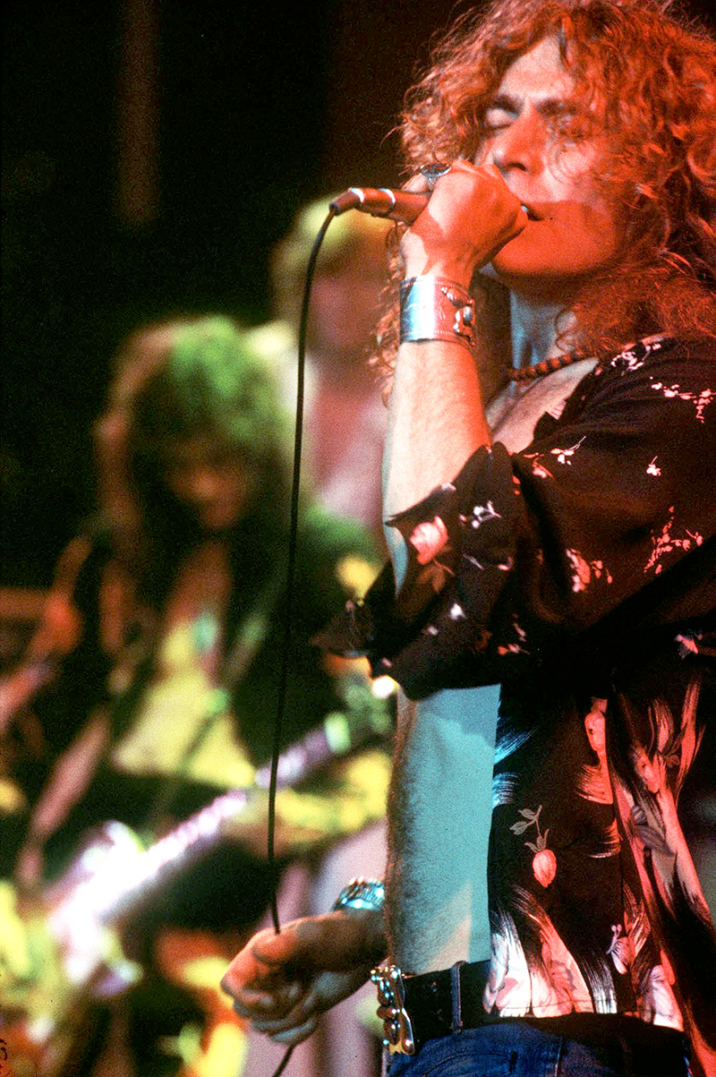 dafb950ad3d4 Led Zeppelin were an English rock band formed in London in 1968. The group  consisted of guitarist Jimmy Page, singer Robert Plant, bassist and  keyboardist ...