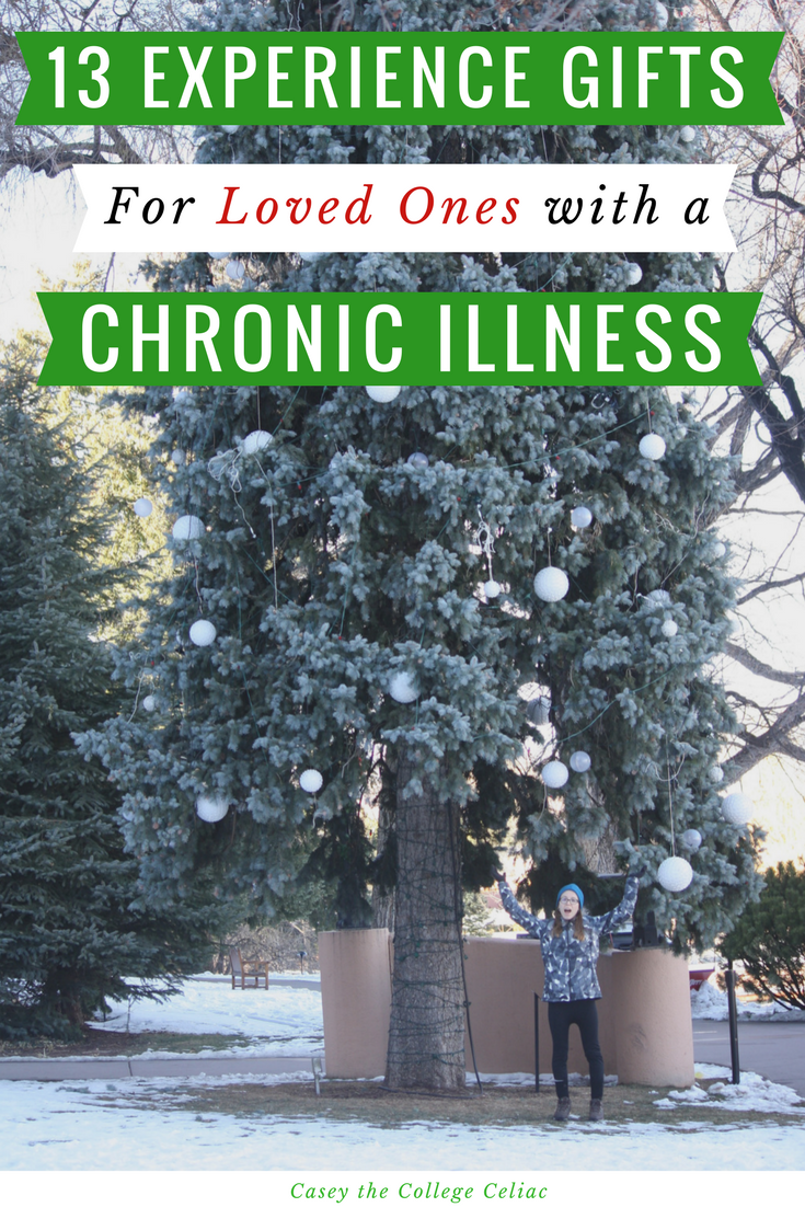 13 Experience-Based Christmas Gifts for Loved Ones with a Chronic ...
